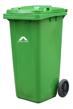 Imagen de Contenedor residuos 240lts c/ruedas  - Tacho basura c/tapa